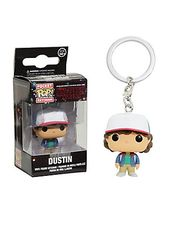 ****Funko Stranger Things Dustin Pocket Pop! Key Chain,