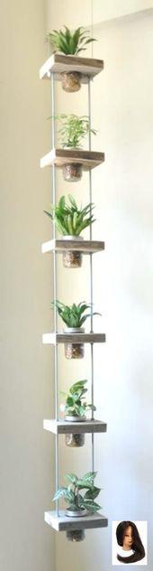 Kräuter selber anbauen? 12 tolle Ideen für einen Indoor-Kräutergarten DI …   – pixiecut