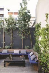 Loft Boulogne-Billancourt : 210 m2 tournés vers l\'extérieur | Patios ...