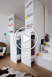 #appartement #architectes #deco #deux #Homes #parisien