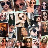 Retro Metal Sun Glasses – Sunglass lenses