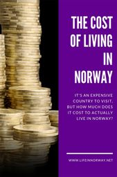 The Cost Of Living In Norway In 2020 Cost Of Living Norway Norway Sweden Finland