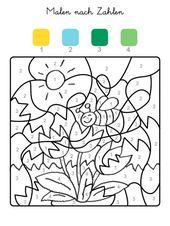Malen Nach Zahlen Tulpen Ausmalen Zum Ausmalen Ausmalen Malen Tulpen Zahlen New Malen Nach Zahlen Malen Nach Zahlen Kinder Malen Nach Zahlen Vorlagen