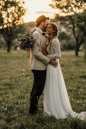 Dein einzigartiges Brautkleid nach Maß, handgefer…