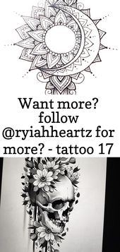 Mehr wollen? folge @ryiahheartz für mehr? – Tätowierung 17