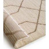 benuta Kurzflor Teppich Narvik Cream 80×150 cm – Moderner Teppich für Wohnzimmer benuta – Products