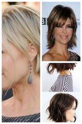 12 kurze Frisuren für runde Gesichter: beliebte Frisuren für Damen … – 12 kurze Frisuren für runde Gesichter: F…