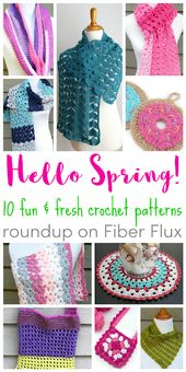 Hello Spring! 10 Fresh & Fun Projects…