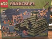 LEGO Minecraft 21136 The Ocean Monument – Neu und versiegelt, selten im Ruhestand! #Minecraft…   – Marvel Movie Fan Gear