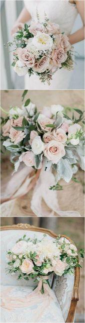 40 romantische Blush Pink Hochzeitsideen für Frühling / Sommer 2020 – Seite 2 von 2 – Oh Best Day Ever   – A Handmade Wedding