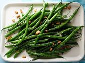French Green Beans, Fin de Bagnol, 25 seeds Certified Organic, French heirloom, slender tasty pods, gourmet bush bean, farmers market winner – Cooking with Nonna