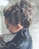 36 Amazing and Elegant Wedding Hairstyles on Instagram for Long Hair Brides! Isabellestyle Blog