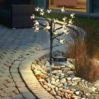 LED Solar Gartenleuchte Baum   Künstliche Weihnachtsbaum Solar Licht Kirschbaum …   – Garten & Terrasse