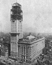 Metropolitan Life Insurance Company Tower Wikipedia Life