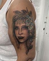 Hatte heute Spaß damit für mich, Mama, danke. . . . #tattoo #tattooartist …