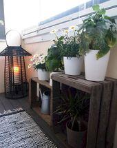 20 Fantastic Gallery Greenery Decor Ideas – Balcony Design