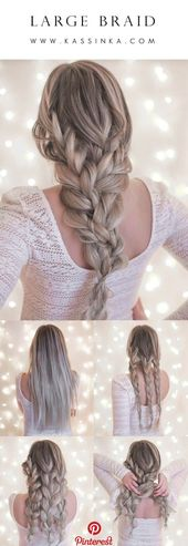 17 Mesmerizing GIFs of How to Create Every Braid You've Ever Been Obsessed With