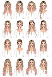 Die Sims 3 Hair Dump 3 von Juli Kapo
