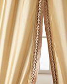 Dian Austin Couture Home Two 52 W x 108 L Villa Di Como Curtains