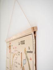 Diy Fabriquer Un Porte Affiche Aimante Porte Affiche Cadre Bricolage Diy Hanger