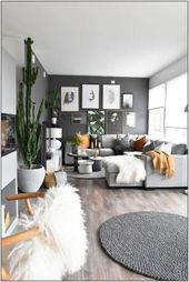 25 Awesome Ideas To Make Apartment Living Room Decor On Budget 2