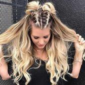 Geflochtene lange Frisuren, die Sie lieben werden – #die #frisuren #geflochtene … – Frisuren