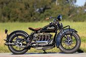 1933 Indian Four – Classic American Motorcycles – Motorcycle Classics
