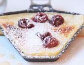 Raclette Special: Dessert im Pfännchen
