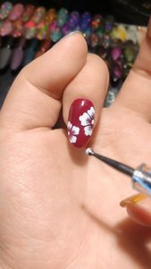Petal Nail Art Video, 30 Cool Nail Art Design Ideas for 2019 – Easy Nail Designs for Beginners