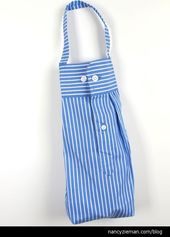 Top 10 Apron Sewing Ideas: #3 – Sew Green Aprons…