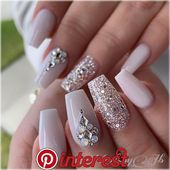 21 Elegant Coffin Acrylic Nails Design You Ought to Attempt Proper Now   There are so m…