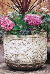 Byzantine Bowl Planter