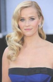 Wedding Hairstyles Waves Vintage Reese Witherspoon 21+ New Ideas #wedding #hairstyles #vintagewedding