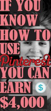 HOW TO MAKE MONEY ON PINTEREST $150+ Per Day