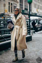 New York FW 2019 Street Style: Veronique Tristam – STYLE DU MONDE | Street Style Street Fashion Photos Veronique Tristam