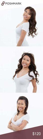 Haarverlängerungen Clip In Brown Curls 17 Ideen - #Brown #Clip #Curls #Extensions #Hair