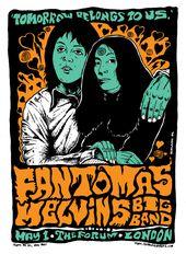 Fantomas 01/05/06 London