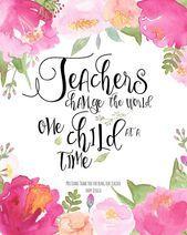 Thank You Teacher Printable Teacher Appreciation Printable Preschool T Teacher Appreciation Quotes Teacher Appreciation Printables Kindergarten Teacher Gifts