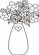 Ausmalbilder Blumenvasen10 Love Coloring Pages Flower Vases Coloring Pages