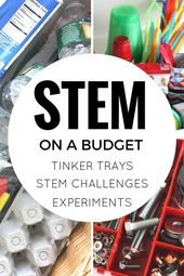 How to Put Together Inexpensive STEM Ideas 2