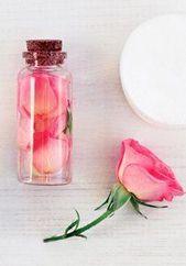 Rosenwasser selbst herzustellen ist eine wunderbare Idee. Das Tonic mit Bezau – Hautbehandlung
