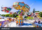 Munich Germany September 21 Oktoberfest Carousels Stock Photo (Edit Now) 1513808672