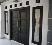 minimalist home door design(21)