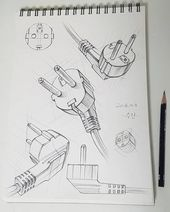 45 Industrial Design Pencil Drawing Ideas#design #drawing #ideas #industrial #pe…   45 Industrial Design Pencil Drawing Ideas#design #drawing