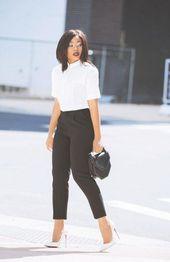 45 formelle Sommer-Outfit-Ideen für schwarze Frauen - Fashiondioxide