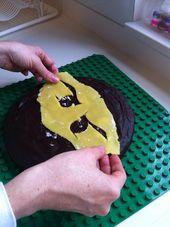 Cómo hacer un pastel de cumpleaños de Lego NinjaGo   – Ninjago Birthday Party