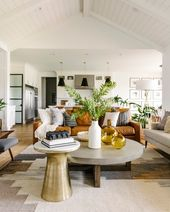 Living Large: Playing with Scale in a Spacious Family Home Near Salt Lake City -…