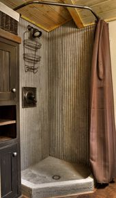 32 kleine Badezimmer Design-Ideen für jeden Geschmack
