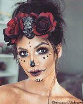 Fantasias para Halloween: inspirações de maquiagem
