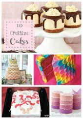 10 creative Cake Ideas